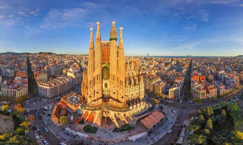 авиабилеты в Барселону