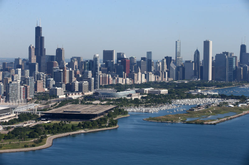 авиабилеты в Чикаго