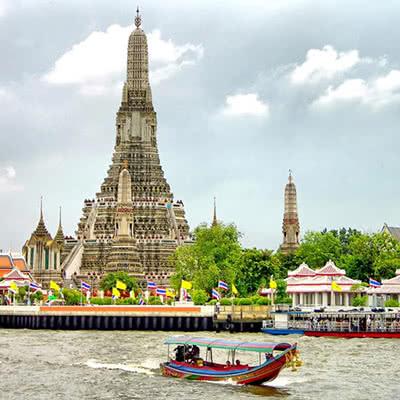 Image of Одесса — Бангкок