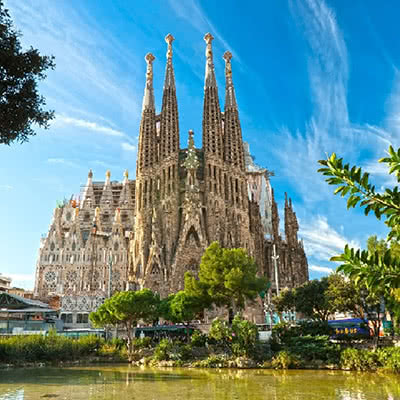 Image of Барселона