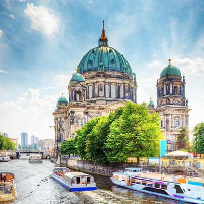 Image of Запорожье — Берлин
