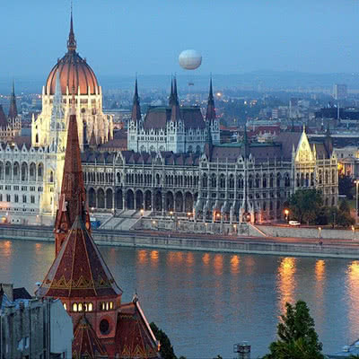 Image of Харьков — Будапешт