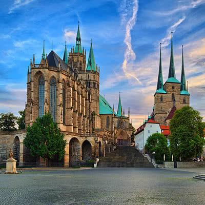 Image of Киев — Эрфурт