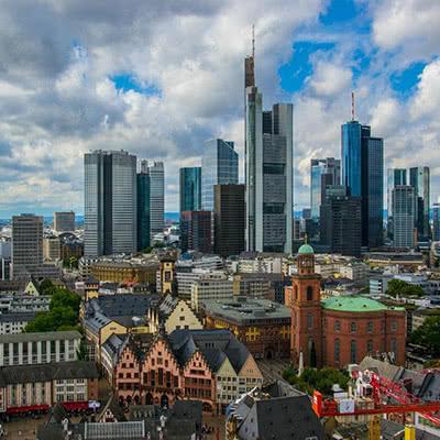 Image of Одесса — Франкфурт на Майне