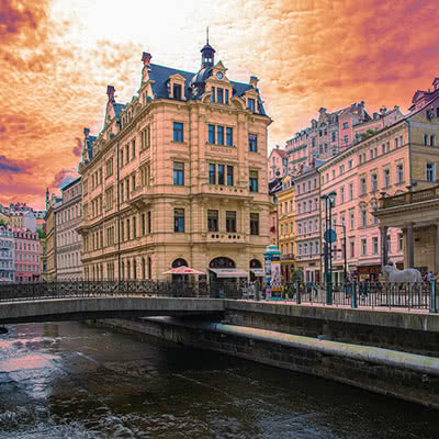 Image of Киев — Карловы Вары