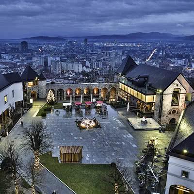 Image of Киев — Любляна