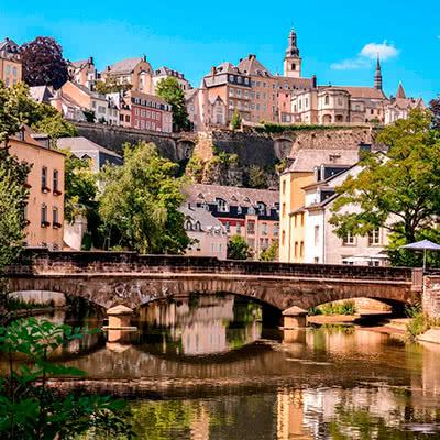 Image of Одесса — Люксембург
