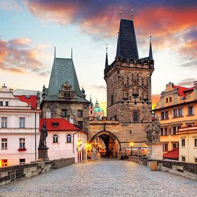 Image of Киев — Прага