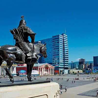 Image of Монголия