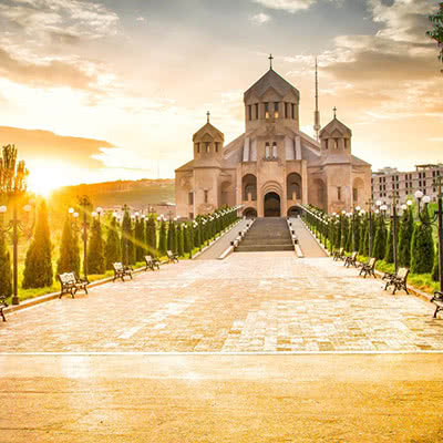 Image of Киев — Ереван